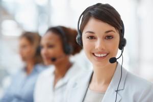 Sentralbord og telefonsekretær